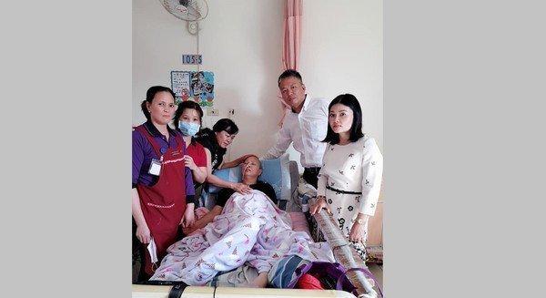 得癌越南看護,想回鄉看家人!上機前昏迷被拒登機